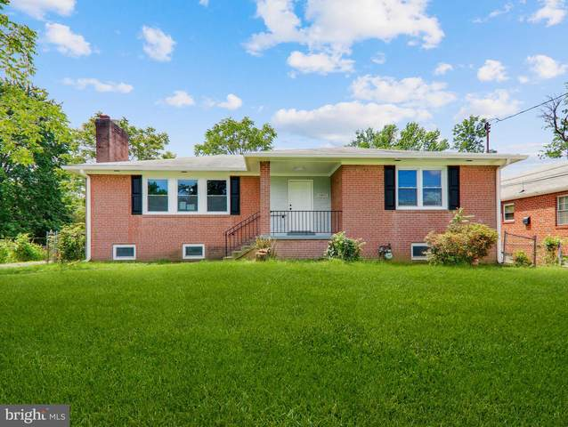 3805 Cedar Drive, SUITLAND, MD 20746 (#MDPG569474) :: Network Realty Group