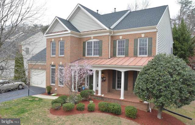 10200 Glen Chase Court, FAIRFAX, VA 22032 (#VAFX1130736) :: Cristina Dougherty & Associates