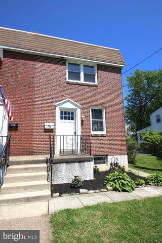 425 Crotzer Avenue, FOLCROFT, PA 19032 (MLS #PADE519266) :: The Premier Group NJ @ Re/Max Central