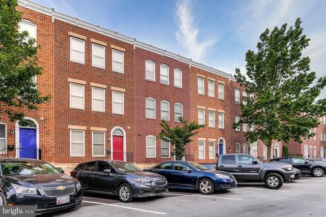 1324 Race Street, BALTIMORE, MD 21230 (#MDBA511510) :: John Smith Real Estate Group
