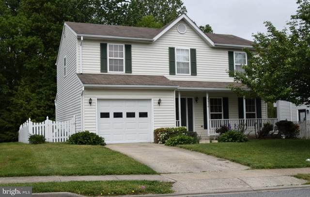 5516 Roy Court, NEW MARKET, MD 21774 (#MDFR264768) :: SURE Sales Group