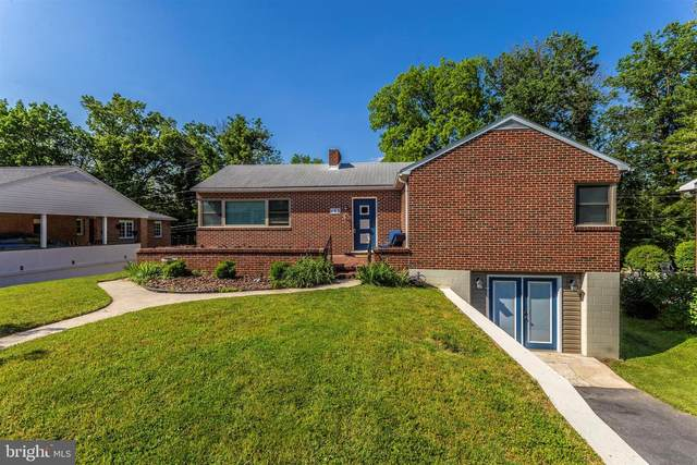 153 N Colonial Drive, HAGERSTOWN, MD 21742 (#MDWA172510) :: Erik Hoferer & Associates