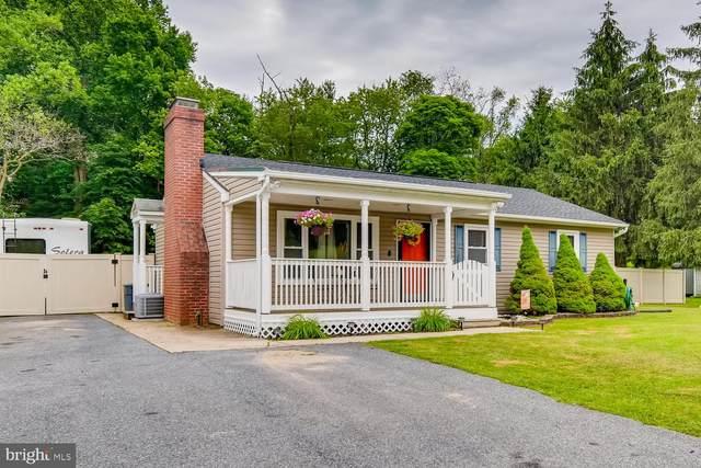 309 Gwynnbrook Avenue, OWINGS MILLS, MD 21117 (#MDBC495108) :: Pearson Smith Realty