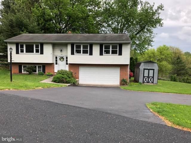1706 Patricia Court, MECHANICSBURG, PA 17055 (#PACB123848) :: Liz Hamberger Real Estate Team of KW Keystone Realty