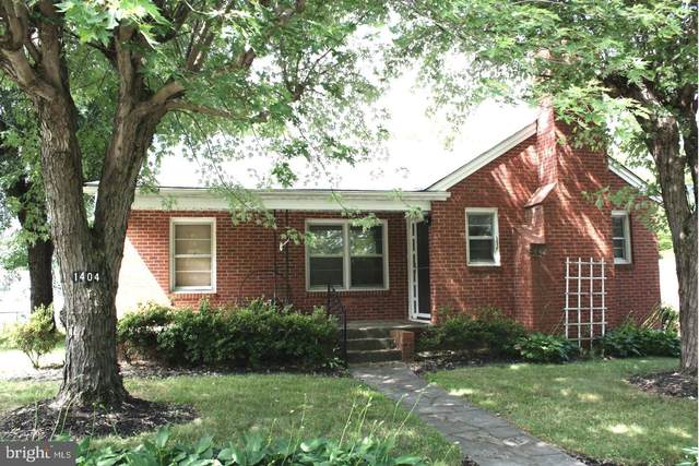 1404 Peverly Road, ABINGDON, MD 21009 (#MDHR247202) :: The Licata Group/Keller Williams Realty
