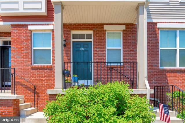 1205 Green Street #106, NORRISTOWN, PA 19401 (#PAMC649846) :: Mortensen Team