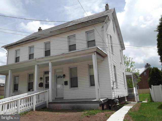 128 3RD Street, EAST GREENVILLE, PA 18041 (#PAMC649850) :: The Steve Crifasi Real Estate Group