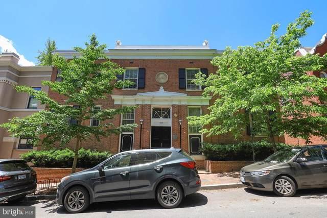 1632 30TH Street NW #1, WASHINGTON, DC 20007 (#DCDC470358) :: The Licata Group/Keller Williams Realty