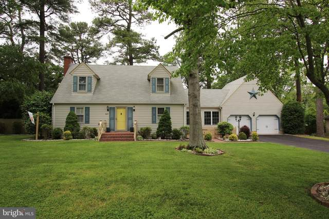 405 Lakewood Drive, MILFORD, DE 19963 (#DESU161628) :: Atlantic Shores Sotheby's International Realty