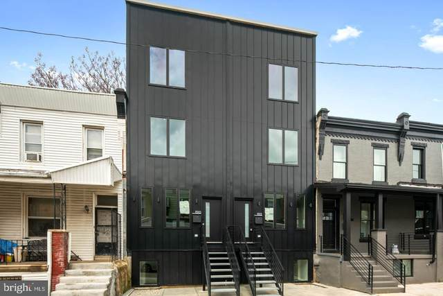1510 N Hollywood Street, PHILADELPHIA, PA 19121 (MLS #PAPH898630) :: The Premier Group NJ @ Re/Max Central