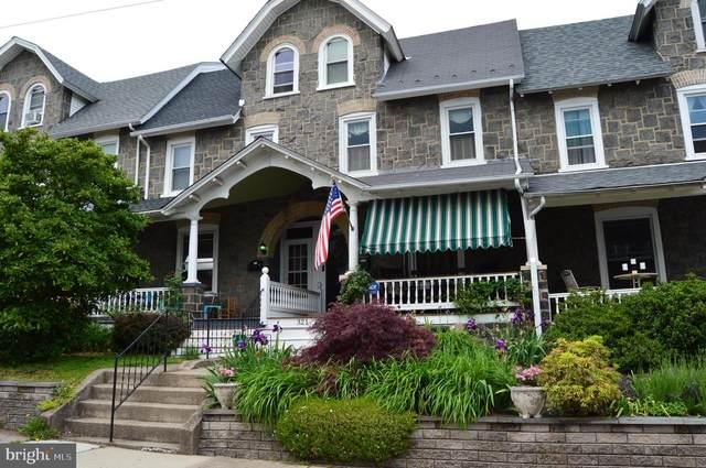 321 Race Street, PERKASIE, PA 18944 (MLS #PABU497228) :: The Premier Group NJ @ Re/Max Central