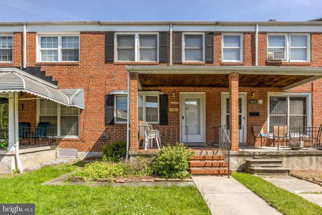 5655 Kavon Avenue, BALTIMORE, MD 21206 (#MDBA511536) :: The Kenita Tang Team