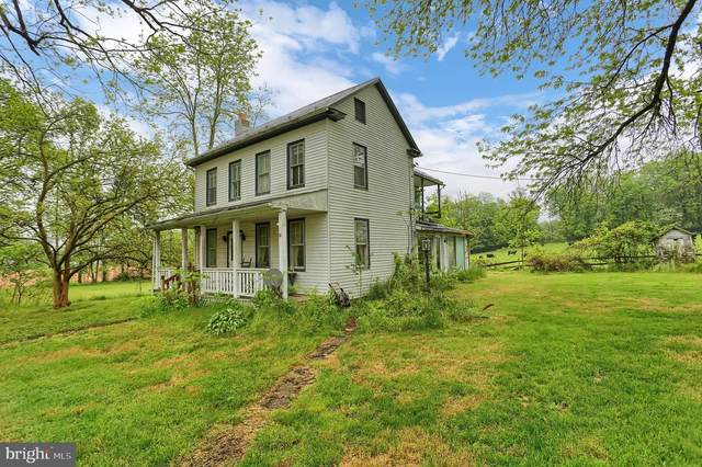 1019 W Trindle Road, MECHANICSBURG, PA 17055 (#PACB123860) :: TeamPete Realty Services, Inc