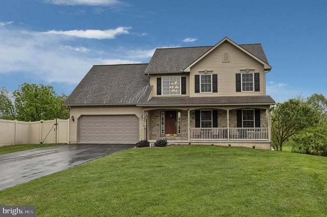 17 Elizabeth Run Drive, FREDERICKSBURG, PA 17026 (#PALN113812) :: Iron Valley Real Estate