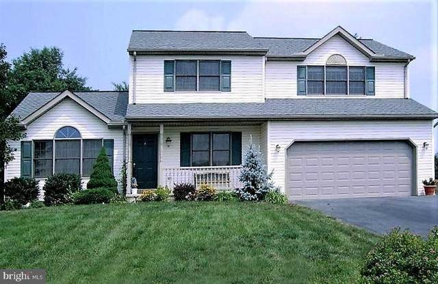 1837 Lake Drive, LEBANON, PA 17046 (#PALN113814) :: Iron Valley Real Estate