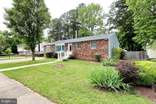 12 Blair Road, INDIAN HEAD, MD 20640 (#MDCH214148) :: The Sky Group