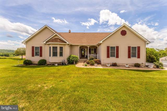 13306 Indian Springs Road, BIG POOL, MD 21711 (#MDWA172514) :: The Licata Group/Keller Williams Realty