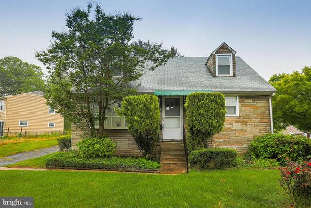 32 Tollgate Road, OWINGS MILLS, MD 21117 (#MDBC495142) :: AJ Team Realty