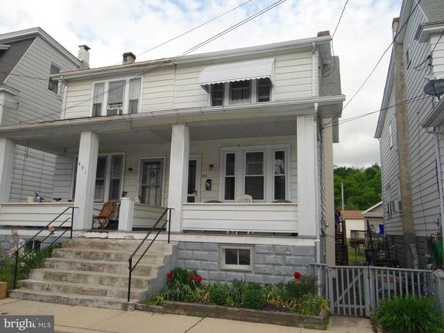 433 Hess Street, SCHUYLKILL HAVEN, PA 17972 (#PASK130740) :: The Craig Hartranft Team, Berkshire Hathaway Homesale Realty