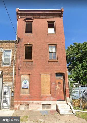 2317 N 30TH Street, PHILADELPHIA, PA 19132 (#PAPH898698) :: Bob Lucido Team of Keller Williams Integrity