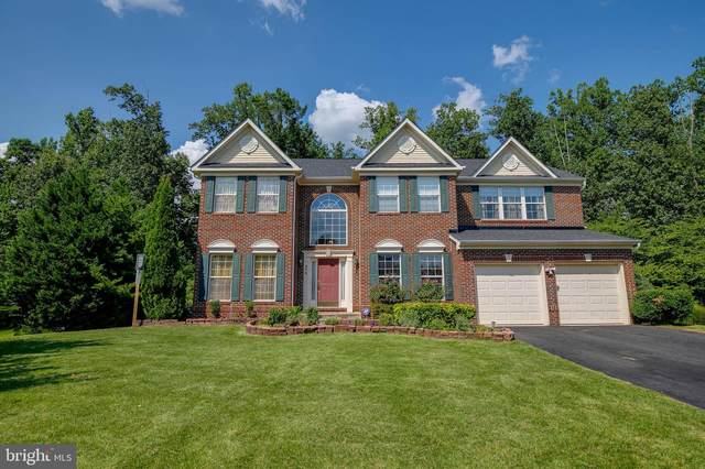 9216 Arnie Court, MANASSAS PARK, VA 20111 (#VAMP113940) :: The Putnam Group