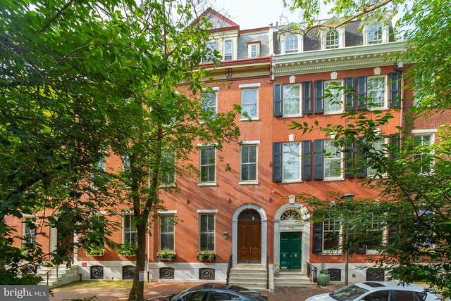 2004 Delancey Street, PHILADELPHIA, PA 19103 (#PAPH898728) :: The Lux Living Group