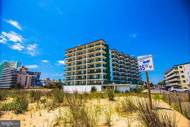 3 35TH Street 208 SUMMER BEAC, OCEAN CITY, MD 21842 (#MDWO114090) :: CoastLine Realty