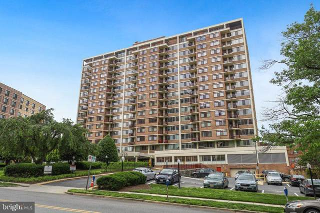 1220 Blair Mill Road #205, SILVER SPRING, MD 20910 (#MDMC708962) :: The Redux Group