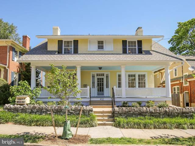 432 W Leicester Street, WINCHESTER, VA 22601 (#VAWI114500) :: Radiant Home Group