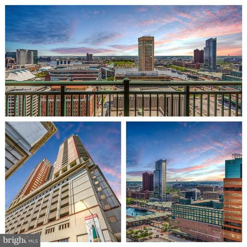 414 Water Street #2314, BALTIMORE, MD 21202 (#MDBA511556) :: Corner House Realty