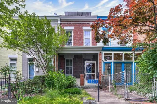 1529 C Street SE, WASHINGTON, DC 20003 (#DCDC470412) :: Colgan Real Estate