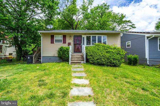 3910 Clark Street, CAPITOL HEIGHTS, MD 20743 (#MDPG569548) :: ExecuHome Realty