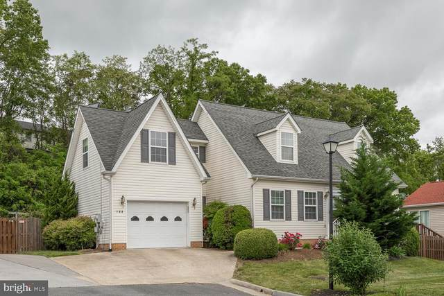 108 Rugby Place, WINCHESTER, VA 22603 (#VAFV157678) :: The Licata Group/Keller Williams Realty