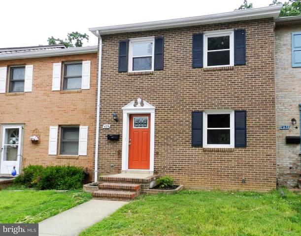 429 Ridgemore Street, FREDERICKSBURG, VA 22405 (#VAST222260) :: AJ Team Realty
