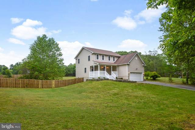8115 Oak Wood Drive, KING GEORGE, VA 22485 (#VAKG119660) :: Pearson Smith Realty