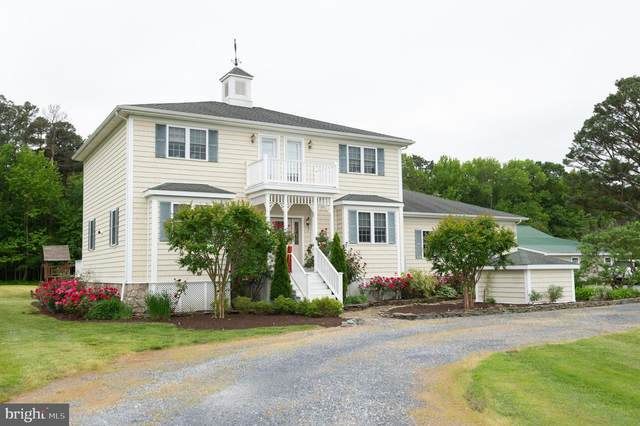 1343 Taylors Island Road, MADISON, MD 21648 (#MDDO125486) :: RE/MAX Coast and Country