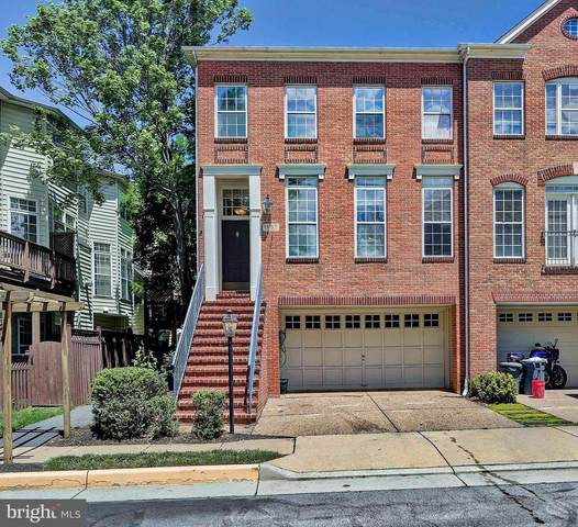 8157 Quinn Terrace, VIENNA, VA 22180 (#VAFX1130870) :: Great Falls Great Homes