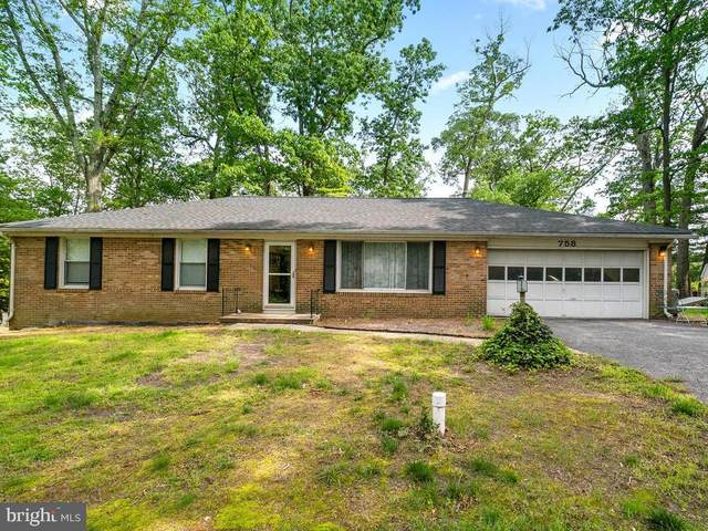 758 Cactus Court, MILLERSVILLE, MD 21108 (#MDAA435240) :: The Riffle Group of Keller Williams Select Realtors