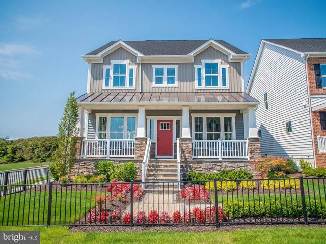 21870 Woodcock Way, CLARKSBURG, MD 20871 (#MDMC708988) :: Revol Real Estate