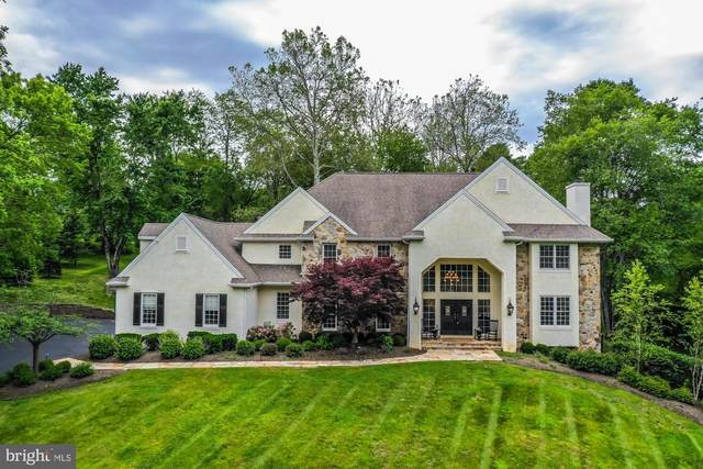 6 Buttonwood Drive, CHADDS FORD, PA 19317 (#PADE519314) :: Jason Freeby Group at Keller Williams Real Estate