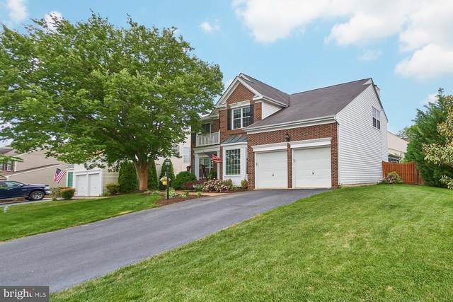 8550 Yearling Court, GAINESVILLE, VA 20155 (#VAPW495688) :: The Putnam Group