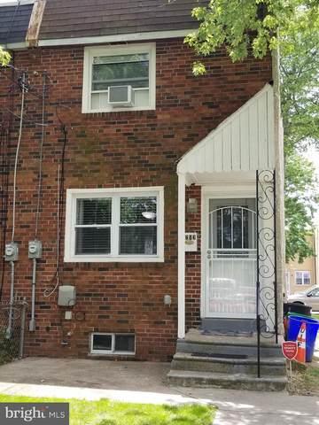 1243 N 22ND Street, CAMDEN, NJ 08105 (MLS #NJCD394408) :: Jersey Coastal Realty Group