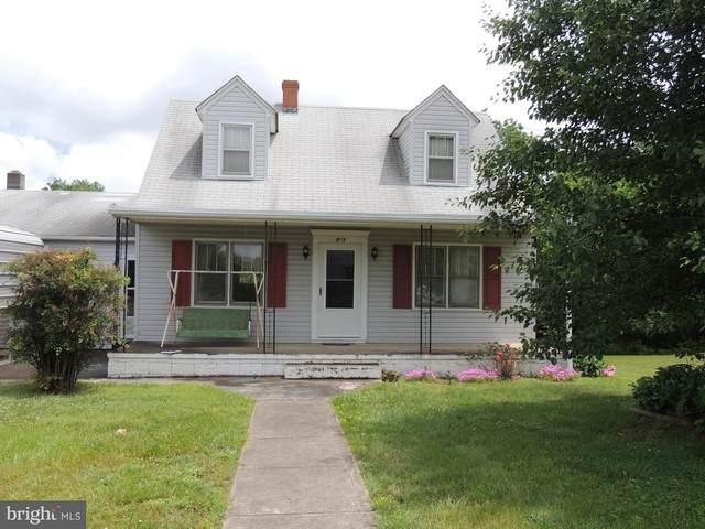 1603 Lafayette Boulevard, FREDERICKSBURG, VA 22401 (#VAFB117158) :: RE/MAX Cornerstone Realty