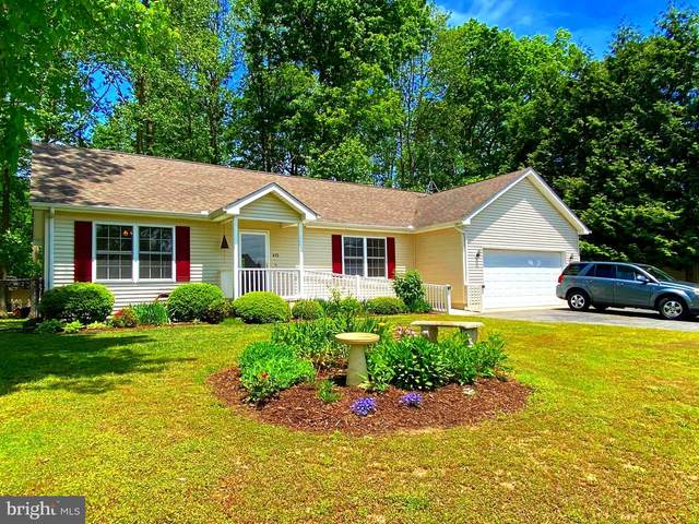 613 Beechwood Avenue, MILFORD, DE 19963 (#DESU161672) :: RE/MAX Coast and Country