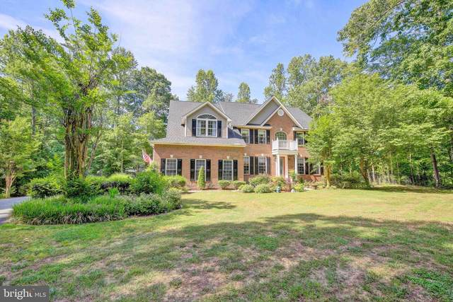 2600 Lady Annes Way, HUNTINGTOWN, MD 20639 (#MDCA176562) :: The Maryland Group of Long & Foster Real Estate