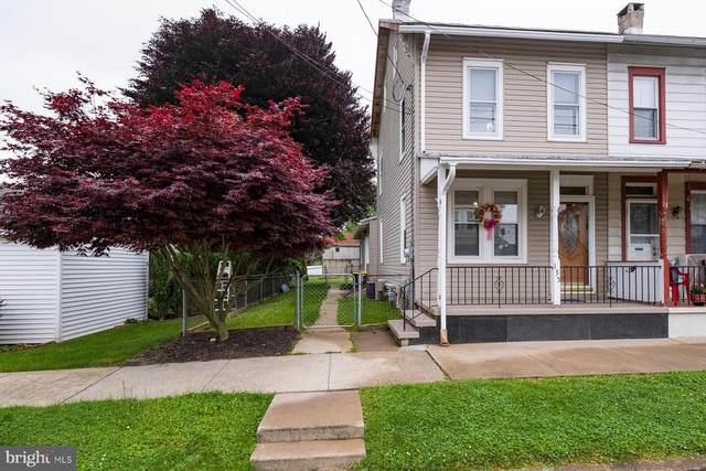 135 N Robeson Street, ROBESONIA, PA 19551 (#PABK358118) :: Ramus Realty Group