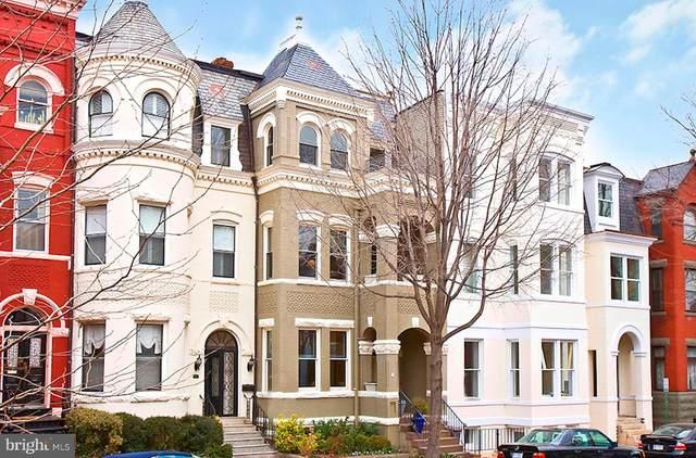 3315 O Street NW, WASHINGTON, DC 20007 (#DCDC470458) :: The Licata Group/Keller Williams Realty
