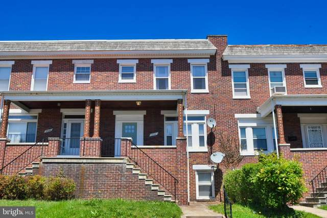 4232 Shamrock Avenue, BALTIMORE, MD 21206 (#MDBA511588) :: The Dailey Group