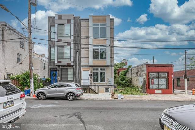 1239 N 19TH Street A, PHILADELPHIA, PA 19121 (MLS #PAPH898842) :: The Premier Group NJ @ Re/Max Central