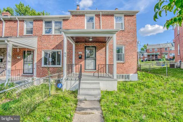 1019 Witherspoon Road, BALTIMORE, MD 21212 (#MDBA511592) :: The Kenita Tang Team